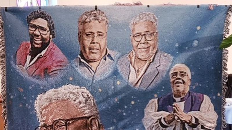 The community says goodbye to Bishop Rance Allen