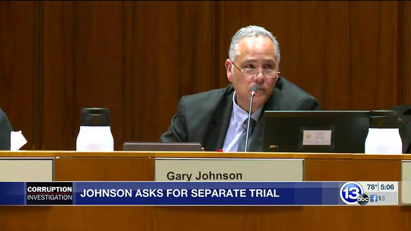 Suspended Toledo City Council member asks for separate federal trial