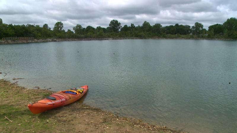 You will soon be able to check out a kayak using an app on your phone.