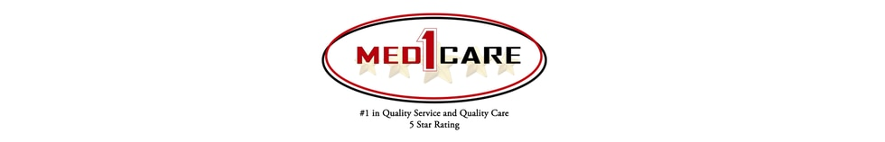 Med1Care logo
