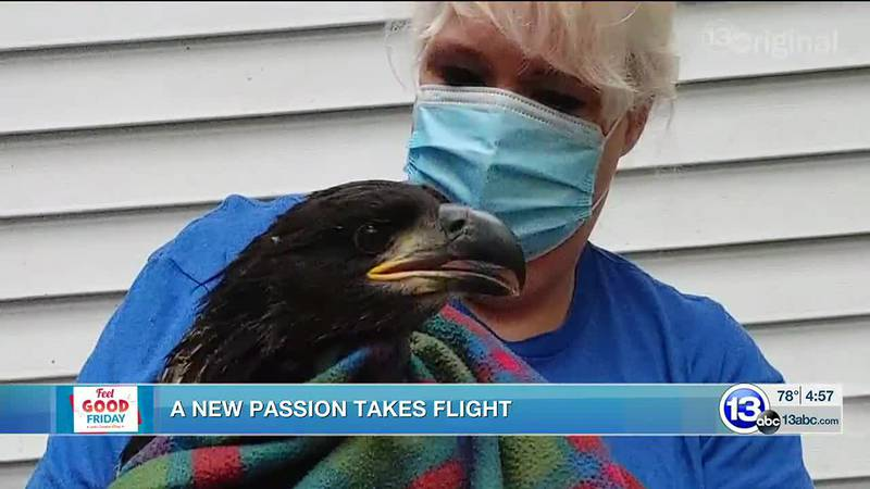 One local woman turned a setback into a new purpose during the pandemic.