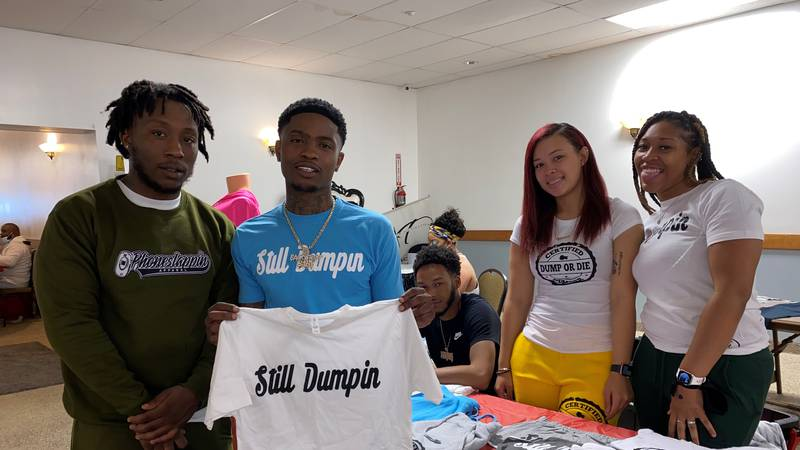 Dozens of minority youth-owned businesses set up shop on Dorr Street