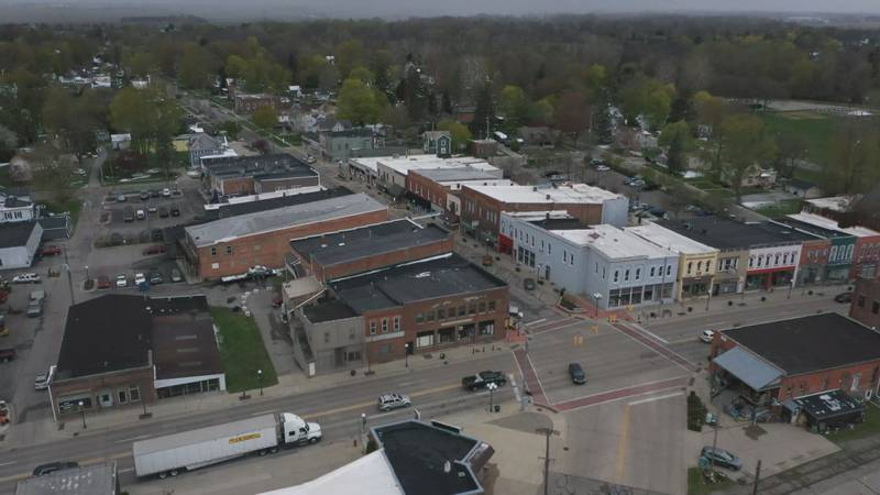 The Blissfield Downtown Development Authority helped award $100k in grants to small businesses...