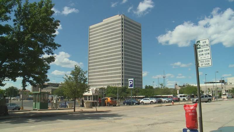 One Government Center in Toledo, Ohio.