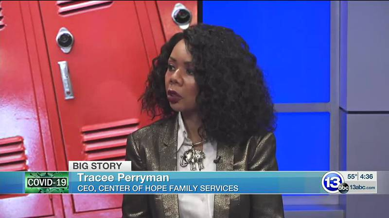 Tracee Perryman joins Action News at 4 to discuss childhood mental health.