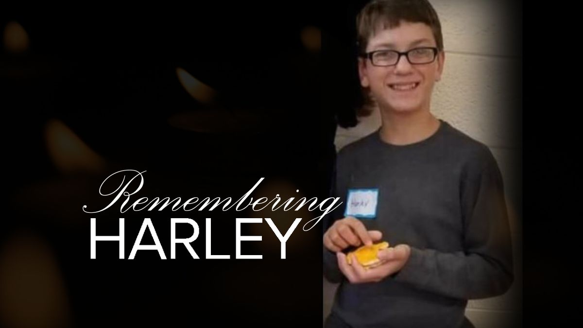 Remembering Harley