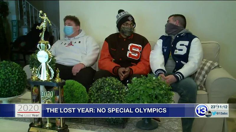 The Lost Year: No Special Olympics