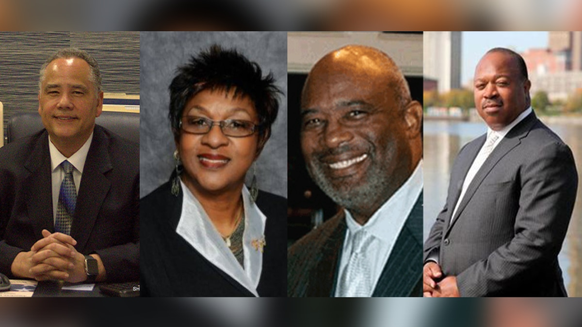 Four members of the Toledo City Council have been accused of accepting bribes while in office,...