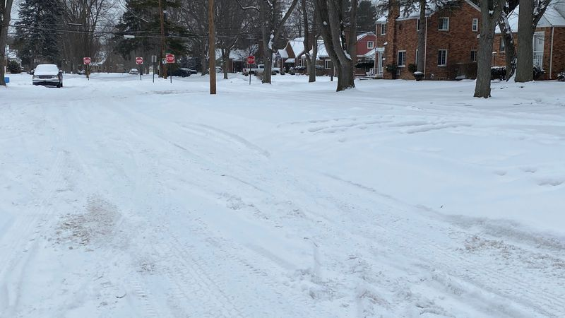 The City of Toledo is bringing in extra workers and private contractors to clear streets during...