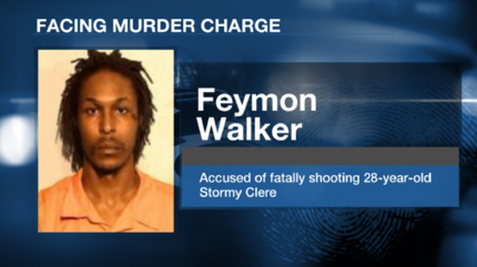 Feymon Walker is facing a murder charge after a shooting in Toledo early Sunday morning. Walker...