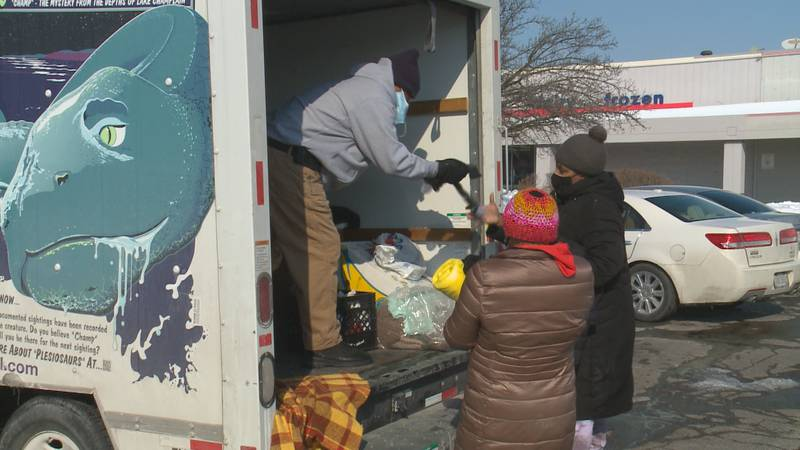 S.T.A.R.S. gives free coats to community through pop-up donation drives