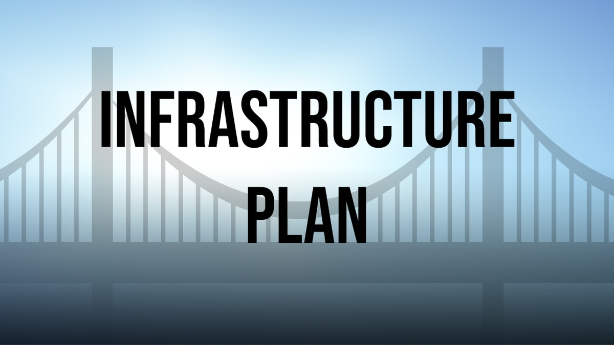 Lawmakers discuss their bipartisan infrastructure deal with the Gray Television Washington News...