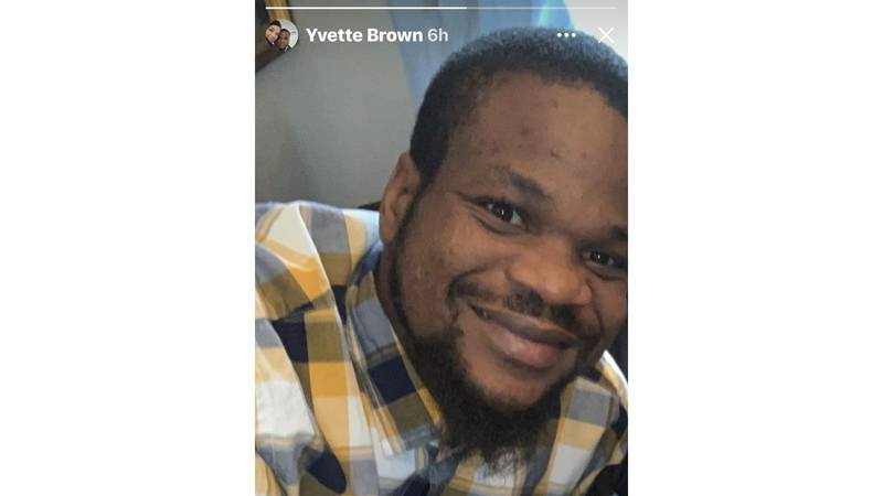 Isiah Brown, 31, developed a liver condition as a child. He had three transplants but recently...