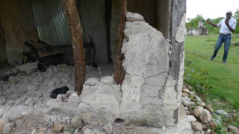 The people of Haiti are still reeling from the devastating earthquake that killed more than...