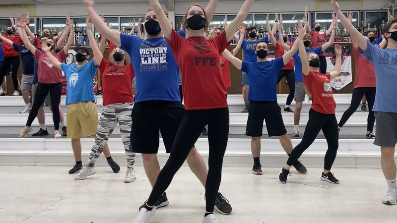 Hundreds of high school performers across the state are following guidance by the Ohio...