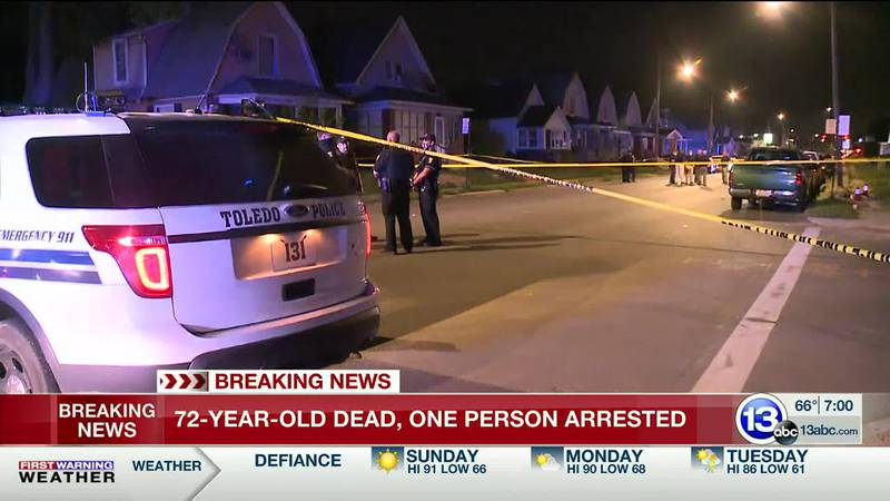 72-year-old dies following shooting on Navarre