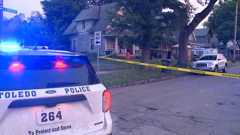 Police are looking for information in a shooting on Lawrence and Detroit that killed one,...