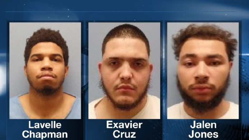 Three men are under arrest in connection to a shooting that killed a 41-year-old man in the...